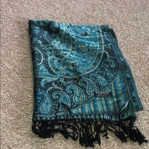 Pashmina Patterned Scarf